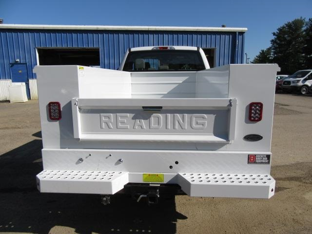 2018 F-250 Super Cab 4x4,  Reading Classic II Steel Service Body #JM8004 - photo 7