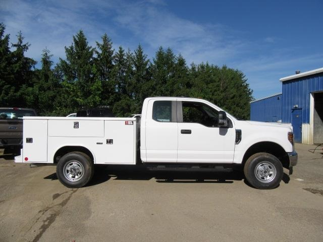 2018 F-250 Super Cab 4x4,  Reading Classic II Steel Service Body #JM8004 - photo 8