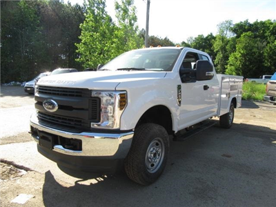 2018 F-250 Super Cab 4x4,  Reading Classic II Steel Service Body #JM8004 - photo 4