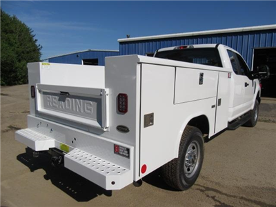 2018 F-250 Super Cab 4x4,  Reading Classic II Steel Service Body #JM8004 - photo 2