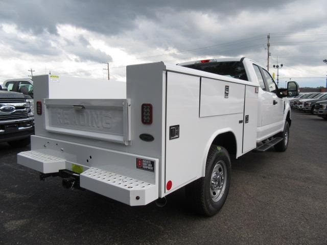 2018 F-250 Super Cab 4x4,  Reading Classic II Steel Service Body #JM8019 - photo 2