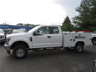 2018 F-250 Super Cab 4x4,  Reading Classic II Steel Service Body #JM8019 - photo 5