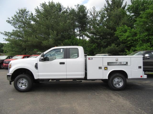 2018 F-250 Super Cab 4x4,  Reading Classic II Steel Service Body #JM8021 - photo 5