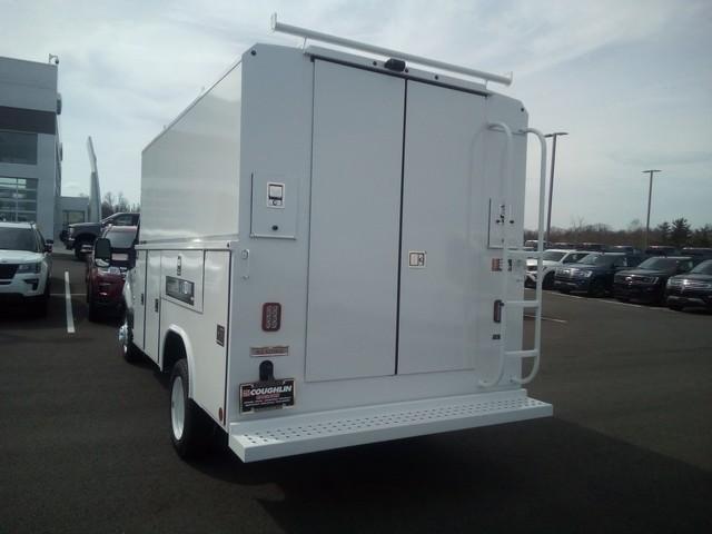 2019 Transit 350 HD DRW 4x2, Reading Aluminum CSV Service Utility Van #JM9041F - photo 6