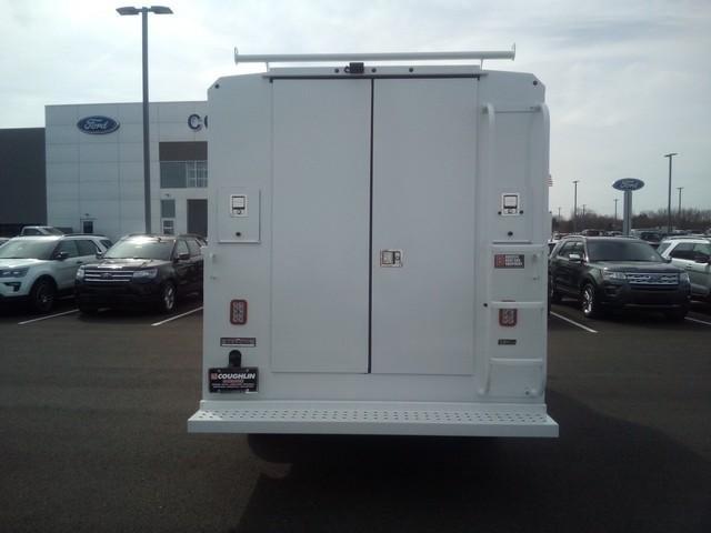 2019 Transit 350 HD DRW 4x2, Reading Aluminum CSV Service Utility Van #JM9041F - photo 7