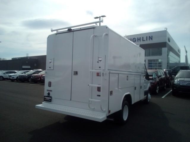 2019 Ford Transit 350 HD DRW 4x2, Reading Service Utility Van #JM9041F - photo 1