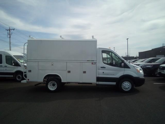 2019 Transit 350 HD DRW 4x2, Reading Aluminum CSV Service Utility Van #JM9041F - photo 8
