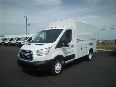 2019 Transit 350 HD DRW 4x2, Reading Aluminum CSV Service Utility Van #JM9041F - photo 4