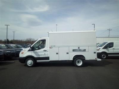 2019 Transit 350 HD DRW 4x2, Reading Aluminum CSV Service Utility Van #JM9041F - photo 5