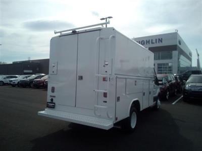 2019 Transit 350 HD DRW 4x2, Reading Aluminum CSV Service Utility Van #JM9041F - photo 2