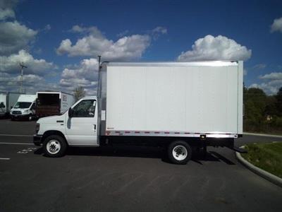 2019 E-350 4x2, Morgan Parcel Aluminum Cutaway Van #JM9051F - photo 5