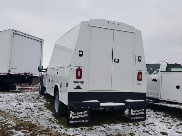 2019 F-550 Crew Cab DRW 4x4, Knapheide KUVcc Service Body #JM9158F - photo 6