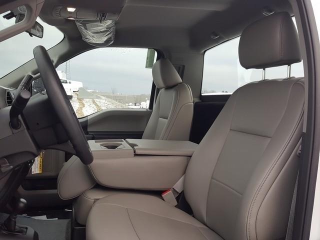 2019 Ford F-550 Regular Cab DRW 4x4, Knapheide Steel Service Body #JM9180F - photo 14