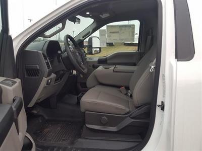 2019 F-550 Super Cab DRW 4x4, Knapheide Standard Service Body #JM9181F - photo 7