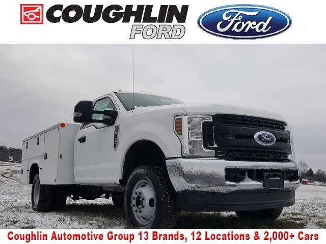 2019 Ford F-350 Regular Cab DRW 4x4, Knapheide Service Body #JM9213F - photo 1
