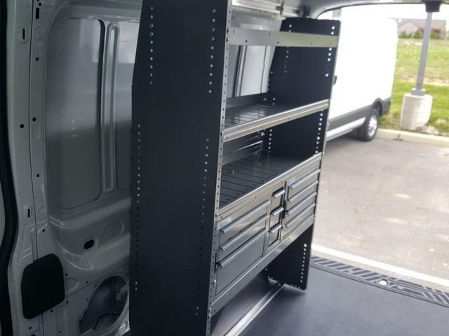 2020 Ford Transit 250 Med Roof AWD, Adrian Steel Upfitted Cargo Van #JM9233F - photo 12