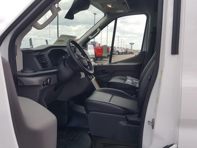 2020 Ford Transit 250 Med Roof AWD, Adrian Steel Upfitted Cargo Van #JM9233F - photo 14