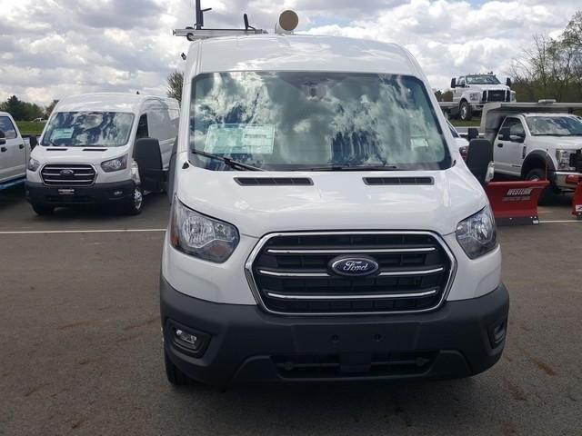 2020 Ford Transit 250 Med Roof AWD, Adrian Steel Upfitted Cargo Van #JM9233F - photo 4