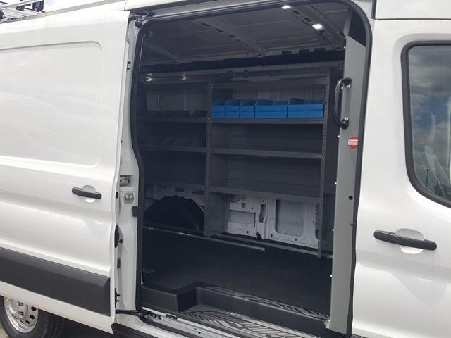 2020 Ford Transit 250 Med Roof AWD, Adrian Steel Upfitted Cargo Van #JM9233F - photo 26