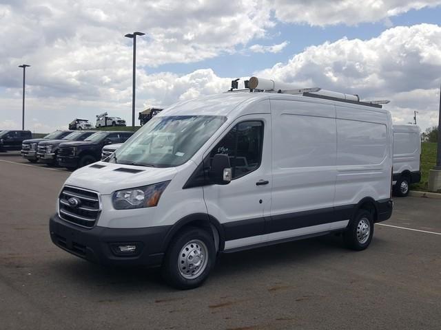 2020 Ford Transit 250 Med Roof AWD, Adrian Steel Upfitted Cargo Van #JM9233F - photo 5