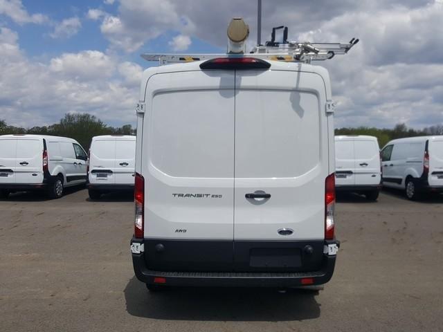 2020 Ford Transit 250 Med Roof AWD, Adrian Steel Upfitted Cargo Van #JM9233F - photo 8