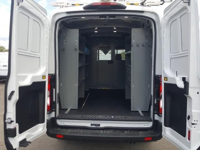 2020 Ford Transit 250 Med Roof AWD, Adrian Steel Upfitted Cargo Van #JM9233F - photo 1