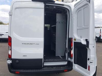 2020 Ford Transit 250 Med Roof AWD, Adrian Steel Upfitted Cargo Van #JM9233F - photo 13