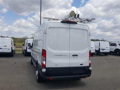 2020 Ford Transit 250 Med Roof AWD, Adrian Steel Upfitted Cargo Van #JM9233F - photo 7