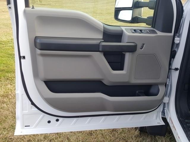 2019 Ford F-550 Crew Cab DRW 4x4, Rugby Z-Spec Dump Body #JM9244F - photo 7