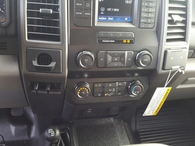 2019 Ford F-550 Crew Cab DRW 4x4, Rugby Z-Spec Dump Body #JM9244F - photo 20