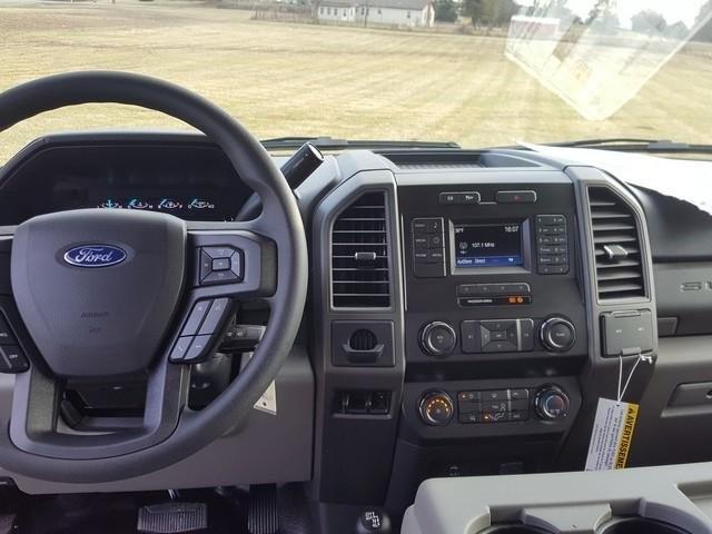 2019 Ford F-550 Crew Cab DRW 4x4, Rugby Z-Spec Dump Body #JM9244F - photo 23