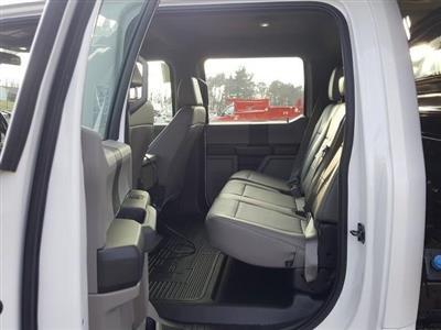 2019 Ford F-550 Crew Cab DRW 4x4, Rugby Z-Spec Dump Body #JM9244F - photo 24