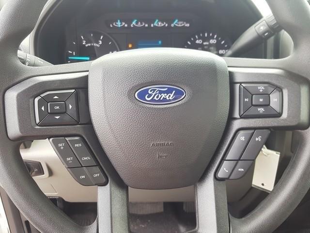 2019 Ford F-550 Regular Cab DRW 4x4, Rugby Z-Spec Dump Body #JM9257F - photo 18