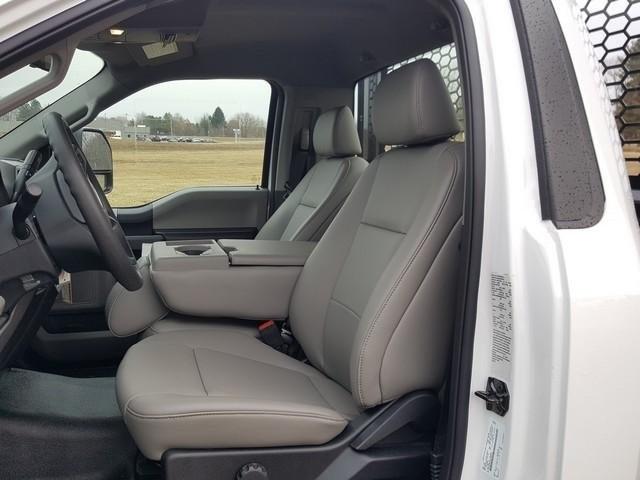 2020 Ford F-550 Regular Cab DRW 4x2, Knapheide Value-Master X Platform Body #JM9267F - photo 13