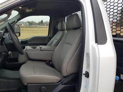 2020 Ford F-550 Regular Cab DRW 4x2, Knapheide Value-Master X Platform Body #JM9267F - photo 24