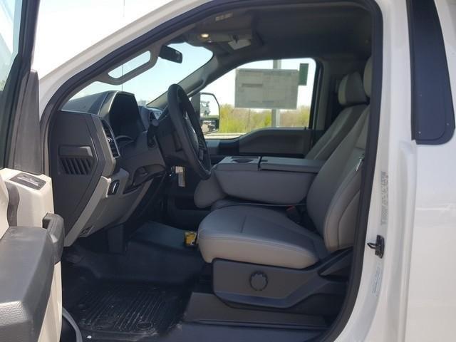 2020 Ford F-550 Regular Cab DRW 4x4, Rugby Z-Spec Dump Body #JM9287F - photo 5