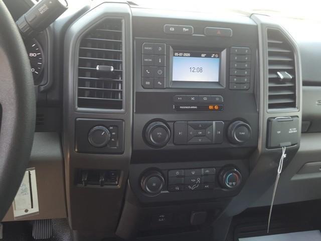 2020 Ford F-550 Regular Cab DRW 4x4, Rugby Z-Spec Dump Body #JM9287F - photo 19