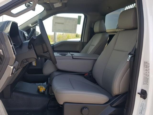 2020 Ford F-550 Regular Cab DRW 4x4, Rugby Z-Spec Dump Body #JM9287F - photo 21