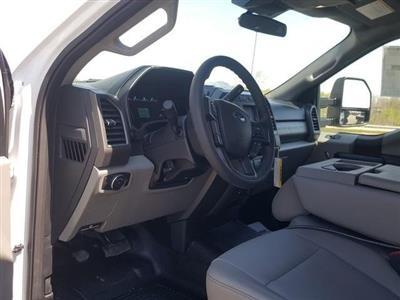 2020 Ford F-550 Regular Cab DRW 4x4, Rugby Z-Spec Dump Body #JM9287F - photo 20