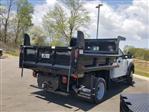 2020 Ford F-550 Regular Cab DRW 4x4, Rugby Z-Spec Dump Body #JM9287F - photo 2