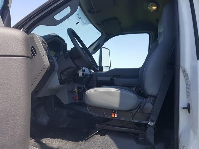 2019 Ford F-750 Regular Cab DRW 4x2, Rugby Titan Dump Body #JM9288F - photo 10
