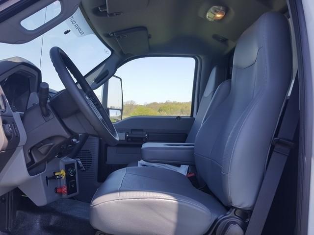 2019 Ford F-750 Regular Cab DRW 4x2, Rugby Titan Dump Body #JM9288F - photo 24