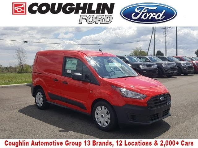 2020 Ford Transit Connect, Empty Cargo Van #JM9291F - photo 1