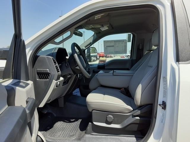 2020 Ford F-550 Regular Cab DRW 4x2, Knapheide Value-Master X Platform Body #JM9317F - photo 10