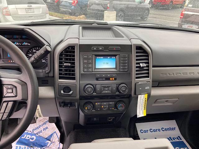 2020 Ford F-550 Regular Cab DRW 4x2, Knapheide Value-Master X Platform Body #JM9318F - photo 16