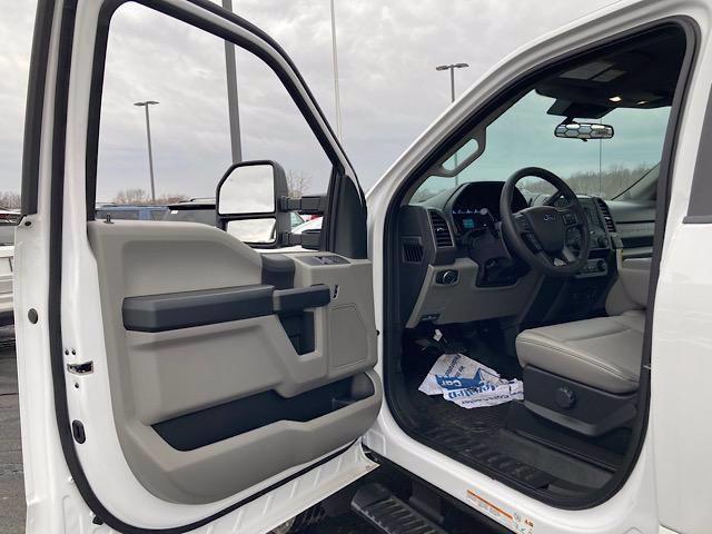 2020 Ford F-550 Regular Cab DRW 4x2, Knapheide Value-Master X Platform Body #JM9318F - photo 9