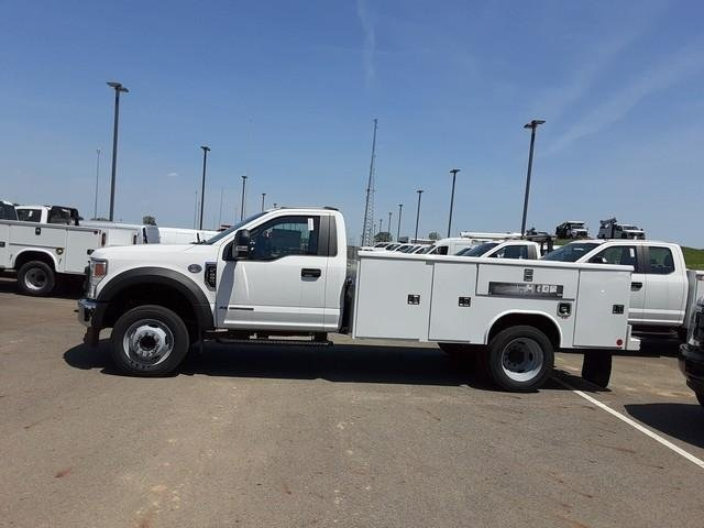 2020 Ford F-350 Super Cab 4x4, Knapheide Steel Service Body #JM9325F - photo 5
