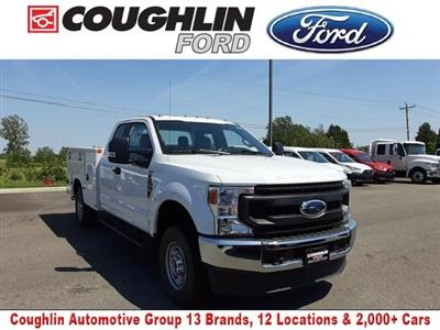 2020 Ford F-350 Super Cab 4x4, Knapheide Steel Service Body #JM9325F - photo 1