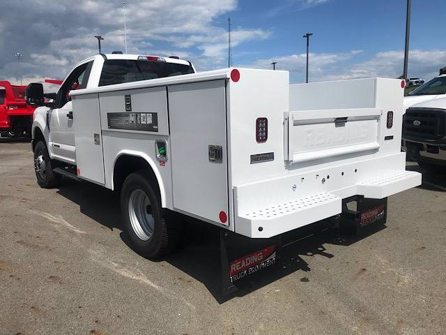 2020 Ford F-350 Regular Cab DRW 4x4, Reading Service Body #JM9328F - photo 1