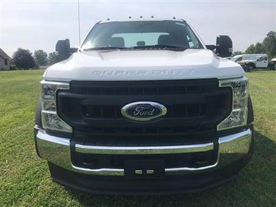 2020 Ford F-550 Super Cab DRW 4x4, Cab Chassis #JM9351F - photo 3